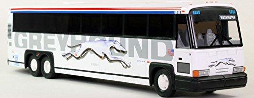 Corgi Vintage Bus Lines MCI 102DL3 Greyhound Lines