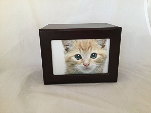 Pet-Urn-Peaceful-Pet-Memorial-Keepsake-UrnPhoto-Box-Pet-Cremation-UrnDog-UrnCat-Urn-Small-Animal-Urn-SizeLarge-ColorCherry-75-cuin