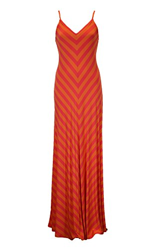 chelsea and theodore maxi dress - 3