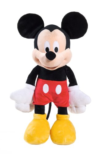 classic mickey mouse plush - 3