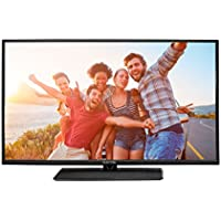 SCEPTRE 40' LED Class 1080P HDTV with ultra slim metal brush bezel, 60Hz, Built-in Digital Tuner X405BV-F