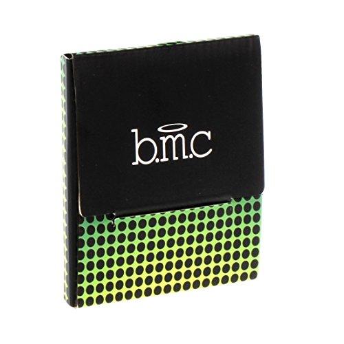 BMC 8pc Stylish Ultra Thin Mixed Metal Finish Bobby Pin Styled Tie Bar Set by b.m.c (Image #8)