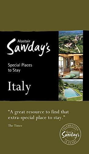 Read Online By Alastair Sawday Publishing Co Special Places to Stay: Italy (Eighth Edition) pdf epub