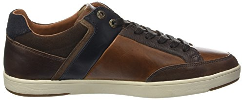Levi's Uomo Beyers Sneaker Brown Marrone Medium CrgCxnHZ