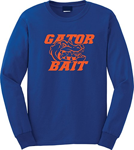 Local Imprint Gator Bait LS-L-Royal Blue-B37