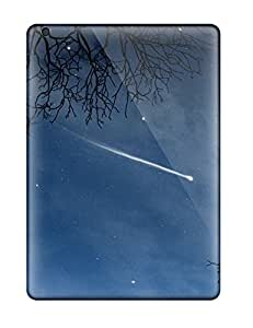 Hot Full Moons And A Falling Star First Grade Tpu Phone Case For Ipad Air Case Cover