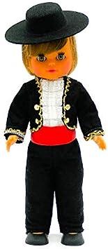 Folk Artesanía Muñeco Regional colección 35 cm Vestido típico Flamenco Andalúz o Cordobés Córdoba Andalucía España, Nuevo y Original.: Juguetes y juegos - Amazon.es