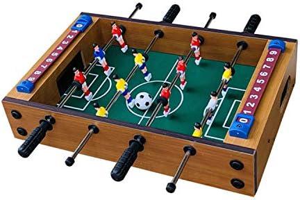 QPPWJ- Mesa De Futbolín, Mesa De Billar Mini Accesorios del Juego ...
