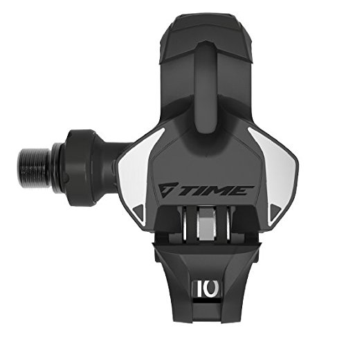 TIME(タイム) ビンディング ペダル 自転車 ロードバイク 軽量 XPRO 10 Carbon 重量:115g/片側 T2GR003   B0784N58NG
