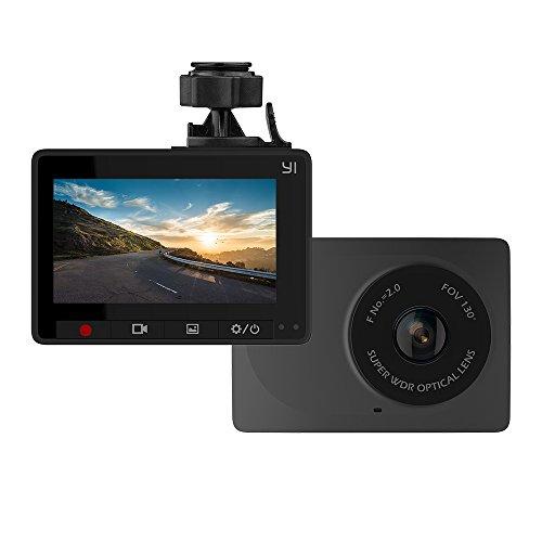 YI 1080P30 Dashboard Emergency Recording