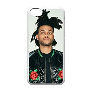 iPhone 5c Cell Phone Case White The Weeknd U9T2X