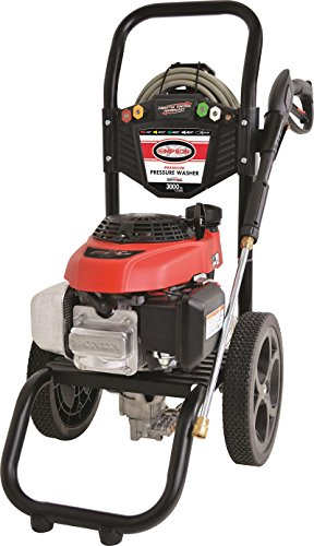 3000 psi gas power washer - 9