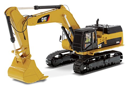 Caterpillar 374D L Hydraulic Excavator High Line Series Vehicle from Caterpillar