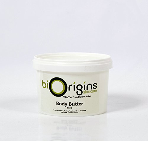 Body Butter Base - Natural - 500g
