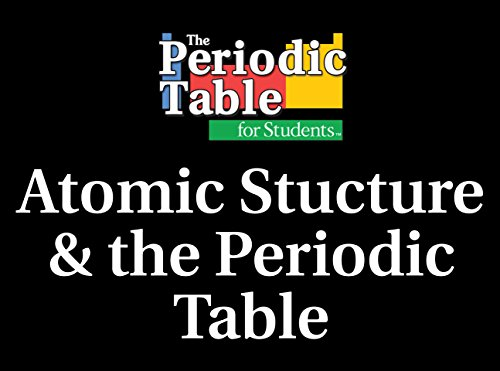 Atomic Structure & the Periodic Table
