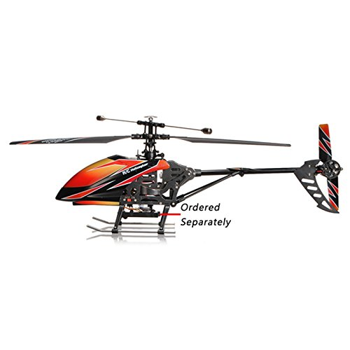 Quickbuying WLtoys V912 Sky Dancer 2 4G 4CH RC Helicopter