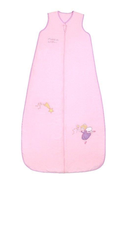 Slumbersac - Sacco Nanna Per Bambini, 1 Tog, 3-6 Anni, Colore: Rosa Chiaro A-S-Fairy-10-4