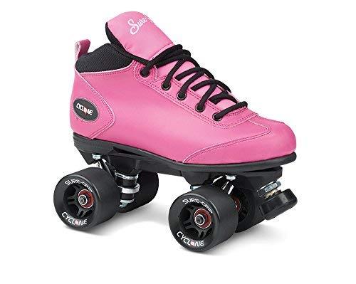 Sure-Grip Cyclone Roller Skate Pink