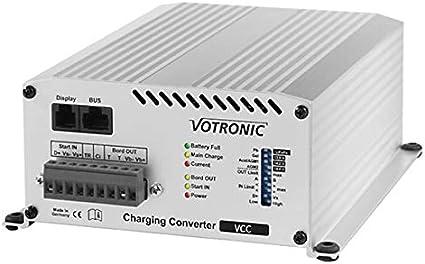Votronic VCC Convertisseur sans isolation galvanique pour charger les batteries 12 V