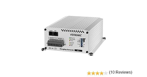 Votronic VCC ladew andler sin galvanische aislamiento para la carga de bater/ías de 12/V