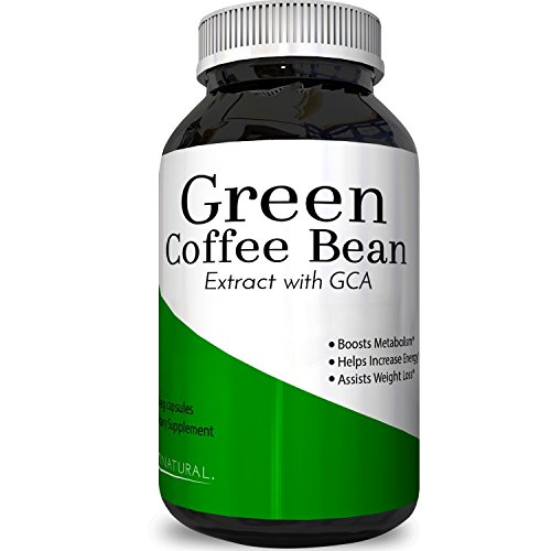 Green Coffee Extract Weight Pills