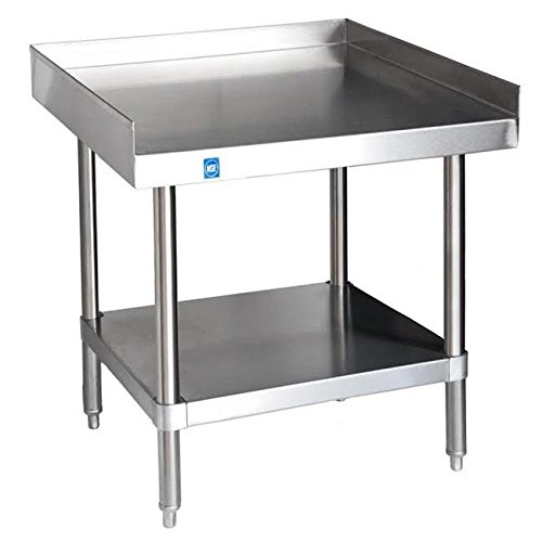 Commercial Stainless Steel Equipment Grill Stand 24x24 by L and J