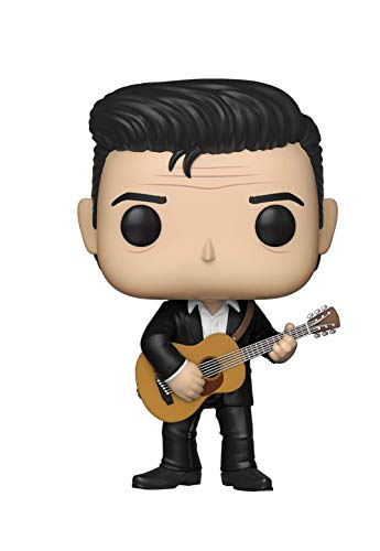 (Funko Pop! Rocks: Johnny Cash - Johnny Cash, Multicolor)