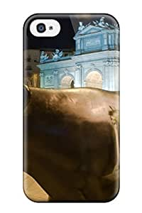 For Iphone Case, High Quality Puerta De Alcal?? For Iphone 5/5S Cover Cases