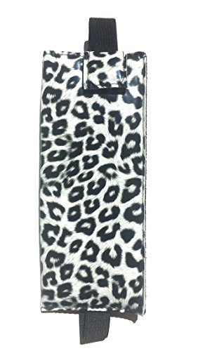 Leopard Bookmark with Attached Eyeglass Case