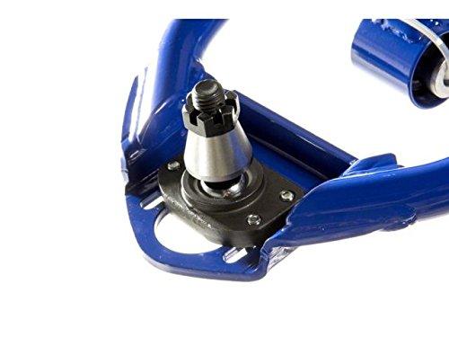 P2M P2-FUCAZ33-HC Adjustable Front Upper Control Arms - Nissan Z33 350Z - Infiniti G35