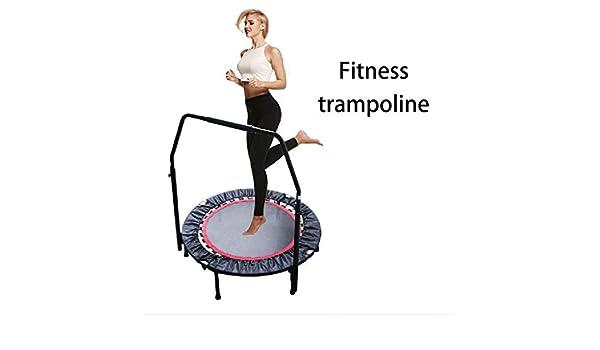 LJMG Trampolines de Interior Trampolín para Adultos, Trampolín ...