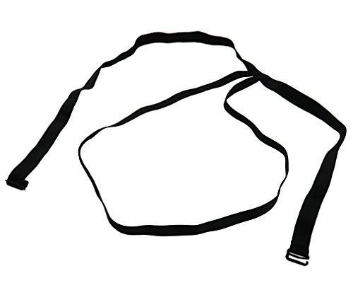 Lady Harness Bra Caged Bralet Plunge Crop Top Choker Neck Strap Body Chain Belt (Micro Bra Plunge)