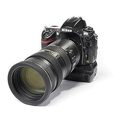 easyCover EA-ECLR77 Lens Rim for 77mm Lens - Black