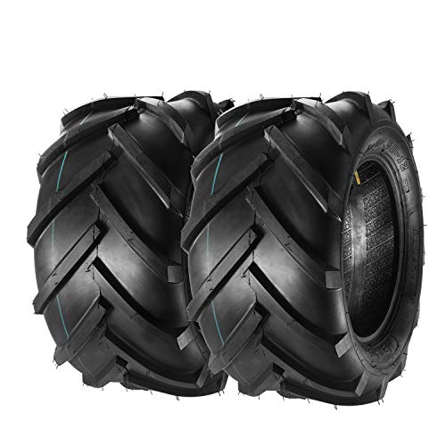 MaxAuto Set of 2 Lawn & Garden Tires - 23x10.50-12 23/10.50-12 6ply Load Range C