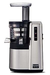 Slow Juicer For Restaurants : Amazon.com: HUROM HZ Slow Juicer, Silver: Kitchen & Dining