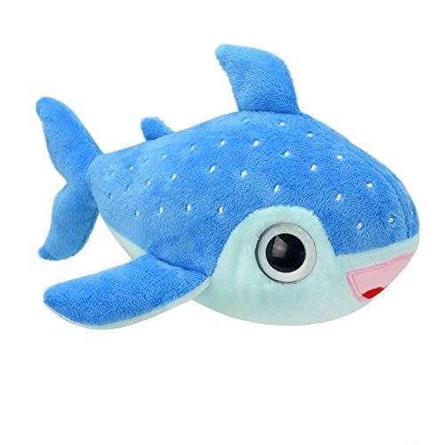 ORBYS Wild Planet 15cm Luxury Handmade Whale Shark Soft Toy. Plush ...