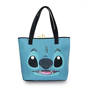 Amazon.com: Loungefly X Disney Stitch & Scrump 2-Sided