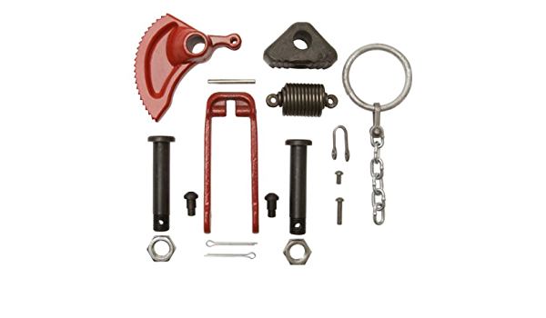 Details about  /CAMPBELL 6501020 Replacement Cam//Pad Kit for 6 ton SAC Clamp