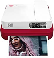 Câmera digital Kodak Smile Classic RODCLAS c/impressora instantânea e conexão Bluetooth