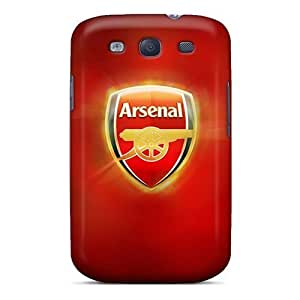 Awesome Case Cover/Iphone 5/5S Defender Case Cover(arsenal Fc)