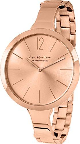 Jacques Lemans La Passion LP-115G Wristwatch for women Flat & light