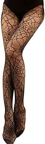 Details about  /Ladies Tights Black Silver Cobweb Fancy Dress Dressing up Costume Halloween H17