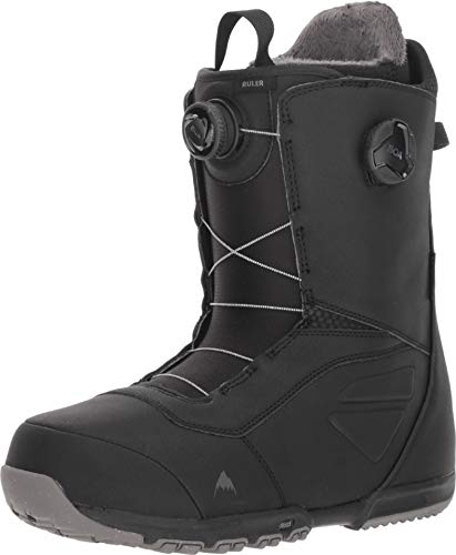 Burton Men's Ruler Boa¿ '19 Black 10 D US D (M)