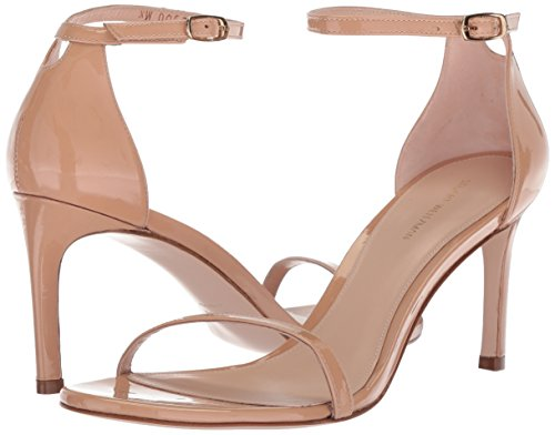 Heeled Gloss Adobe Stuart 75nudist Weitzman Women's Sandal 4nqSP