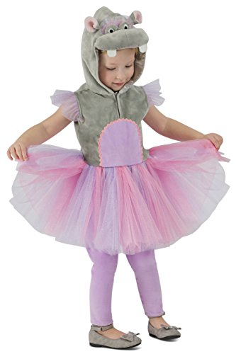 Princess Paradise Princess Hippo Costume, 18 (Twinkle Toes Clothes)