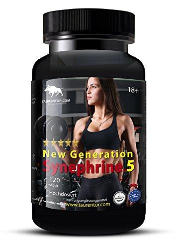 New Generation Synephrine 5 Hardcore. Unterstützt die Fett- und Gewichtsreduktion im Rahmen einer Diät