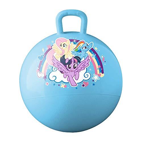 Hedstrom My Little Pony Hopper Ball, Hop Ball for Kids, 15 Inch (My Little Pony Ball)