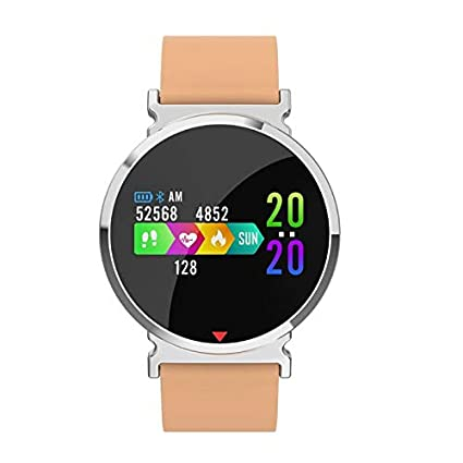 Amazon.com: Smart Watch Waterproof Sport Smart Watch Blood ...