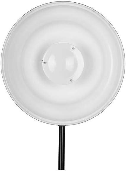 Beauty Dish Wave Beauty Dish White 42 Cm Reflector Camera Photo