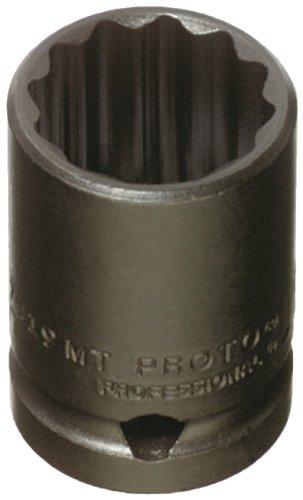 "Stanley Proto J7430MT 1/2"" Drive Thin Wall Impact Socket, 30mm, 12 Point"
